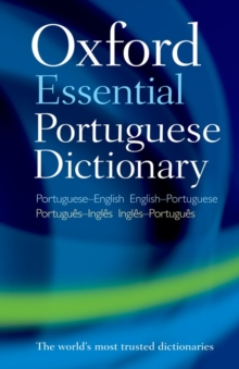 Image for Oxford essential Portuguese dictionary