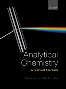 Image for Analytical chemistry  : a practical approach