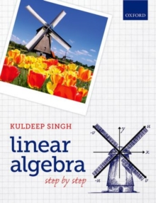 Image for Linear algebra step by step