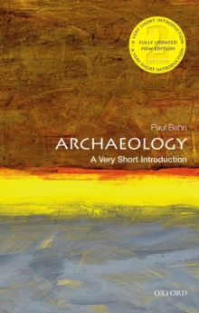 Image for Archaeology  : a very short introduction