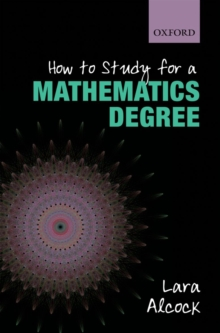 Image for How to study for a mathematics degree
