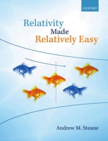 Image for Relativity made relatively easy
