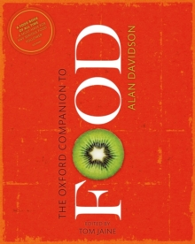Image for The Oxford companion to food