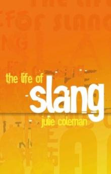 Image for The life of slang