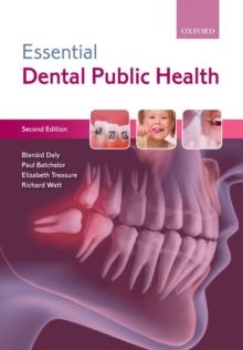 Image for Essential dental public health