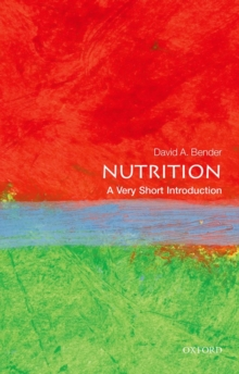 Image for Nutrition  : a very short introduction