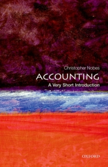 Image for Accounting  : a very short introduction