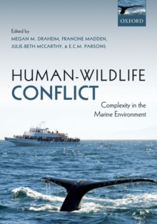 Image for Human-wildlife conflict  : complexity in the marine environment
