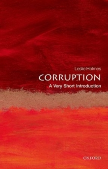 Image for Corruption  : a very short introduction