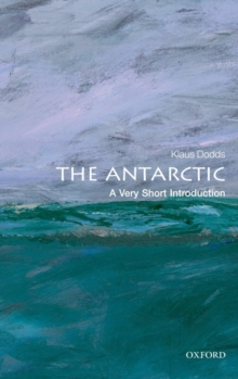 Image for The Antarctic  : a very short introduction