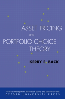 Image for Asset pricing and portfolio choice theory