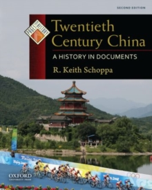 Image for Twentieth century China  : a history in documents