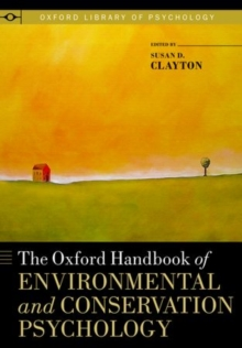 Image for The Oxford handbook of environmental and conservation psychology