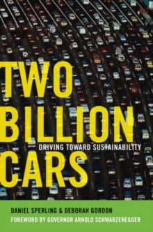 Image for Two billion cars  : driving toward sustainability