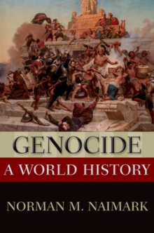 Image for Genocide  : a world history