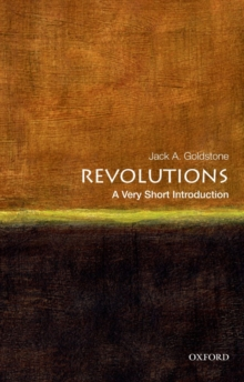 Image for Revolutions  : a very short introduction