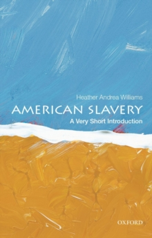American slavery  : a very short introduction