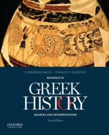Image for Readings in Greek history  : sources and interpretations