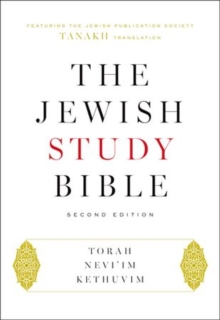Image for The Jewish study Bible