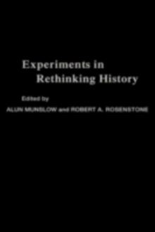 Image for Experiments in Rethinking History