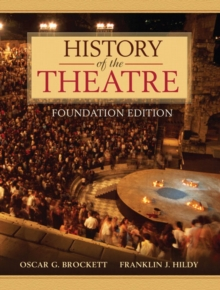 Image for History of the theatre