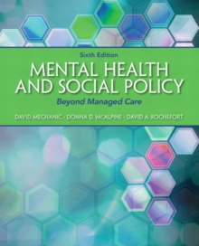 Image for Mental Health and Social Policy : Beyond Managed Care