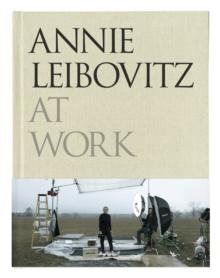 Image for Annie Leibovitz at work