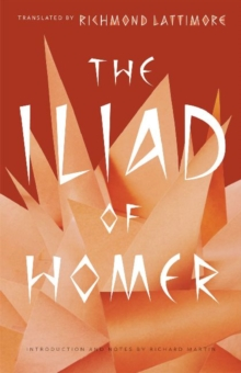 Image for The Iliad of Homer