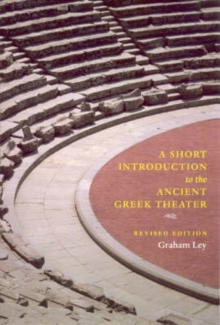 Image for A short introduction to the Ancient Greek theater