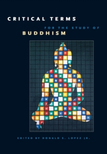 Image for Critical terms for the study of Buddhism