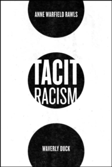 Image for Tacit Racism