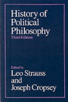 Image for History of political philosophy