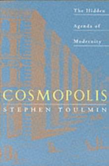 Image for Cosmopolis : The Hidden Agenda of Modernity