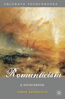 Image for Romanticism  : a sourcebook