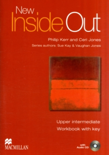 Image for New Inside Out Upper-Intermediate Workbook Pack with Key