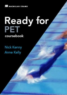 Image for Ready for PET Intermediate Student's Book -key with CD-ROM Pack 2007