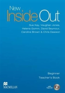 Image for New inside out: Beginner Teacher's book