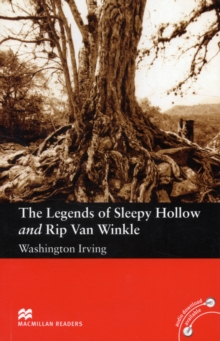 Image for Macmillan Readers Legends of Sleepy Hollow and Rip Van Winkle The Elementary Without CD