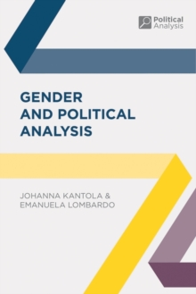 Image for Gender and political analysis