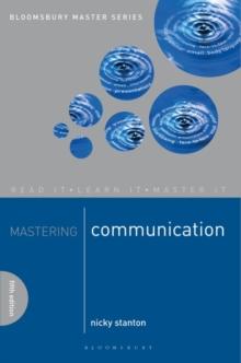 Image for Mastering communication