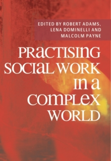 Image for Practising social work in a complex world