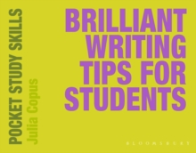 Brilliant Writing Tips for Students - Copus, Julia