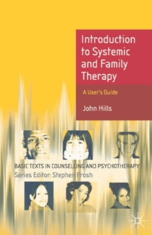 Image for Introduction to systematic and family therapy  : a user's guide