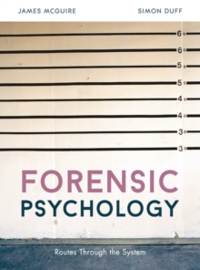 Image for Forensic psychology  : routes through the system