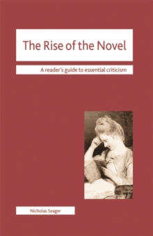 Image for The rise of the novel