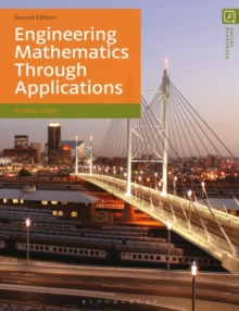 Image for Engineering mathematics through applications