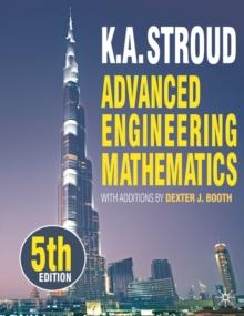 Image for Advanced engineering mathematics