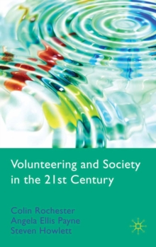 Image for Volunteering and society in the 21st century