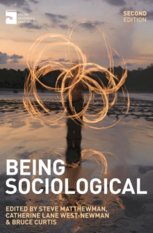 Image for Being sociological