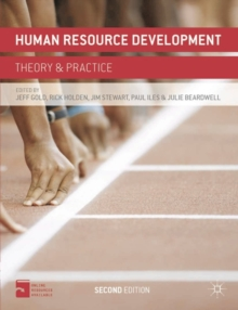 Image for Human resource development  : theory and practice